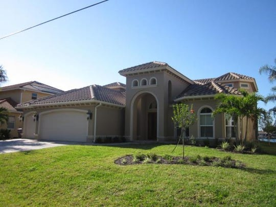 This home at 2006 Four Mile Cove Parkway, Cape Coral, recently sold for $685,885.