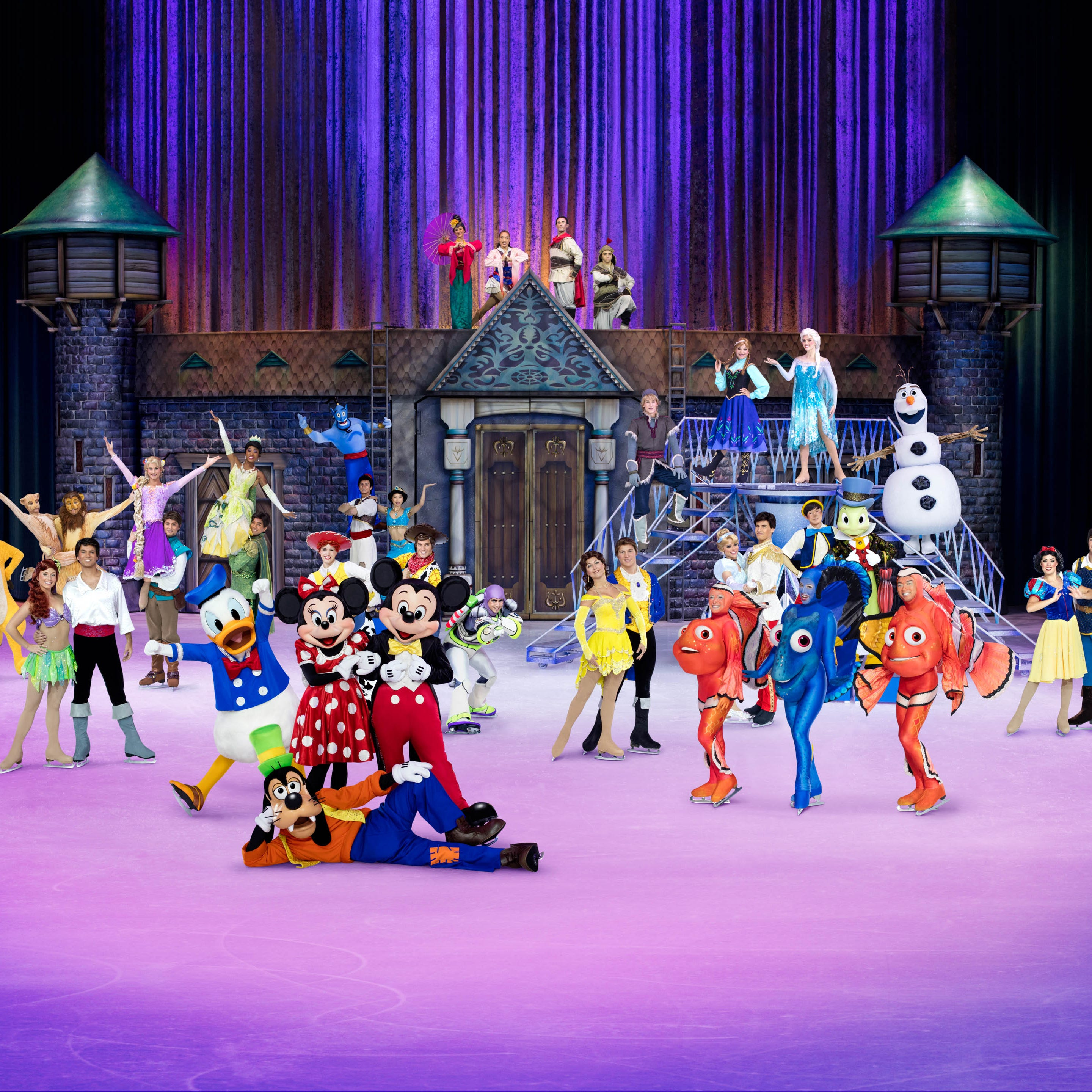 Disney on Ice tickets go on sale Oct. 30 in Green Bay