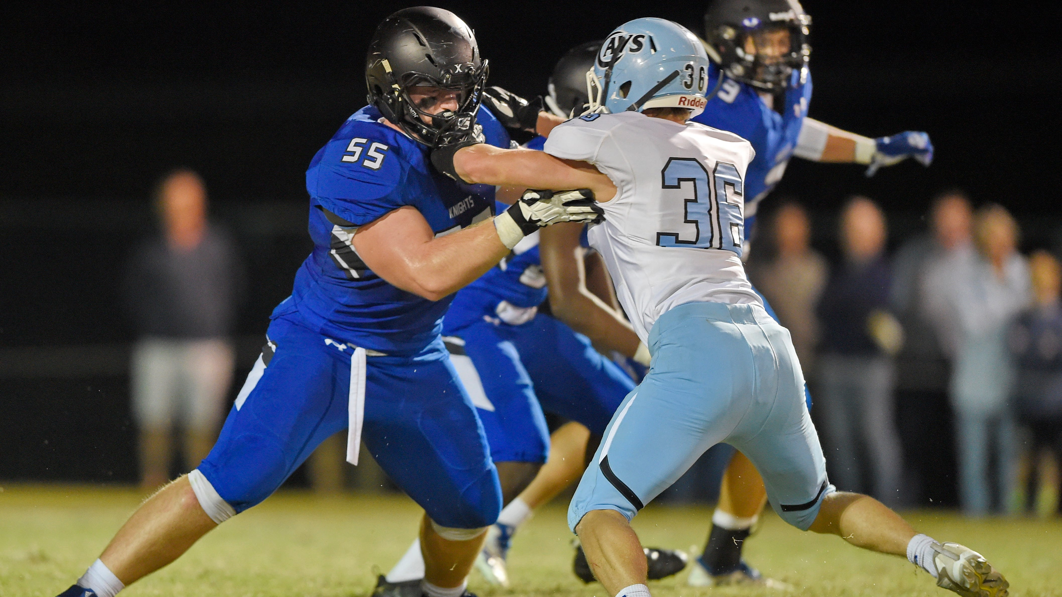 8 Area Players Named North South High School Football All Stars