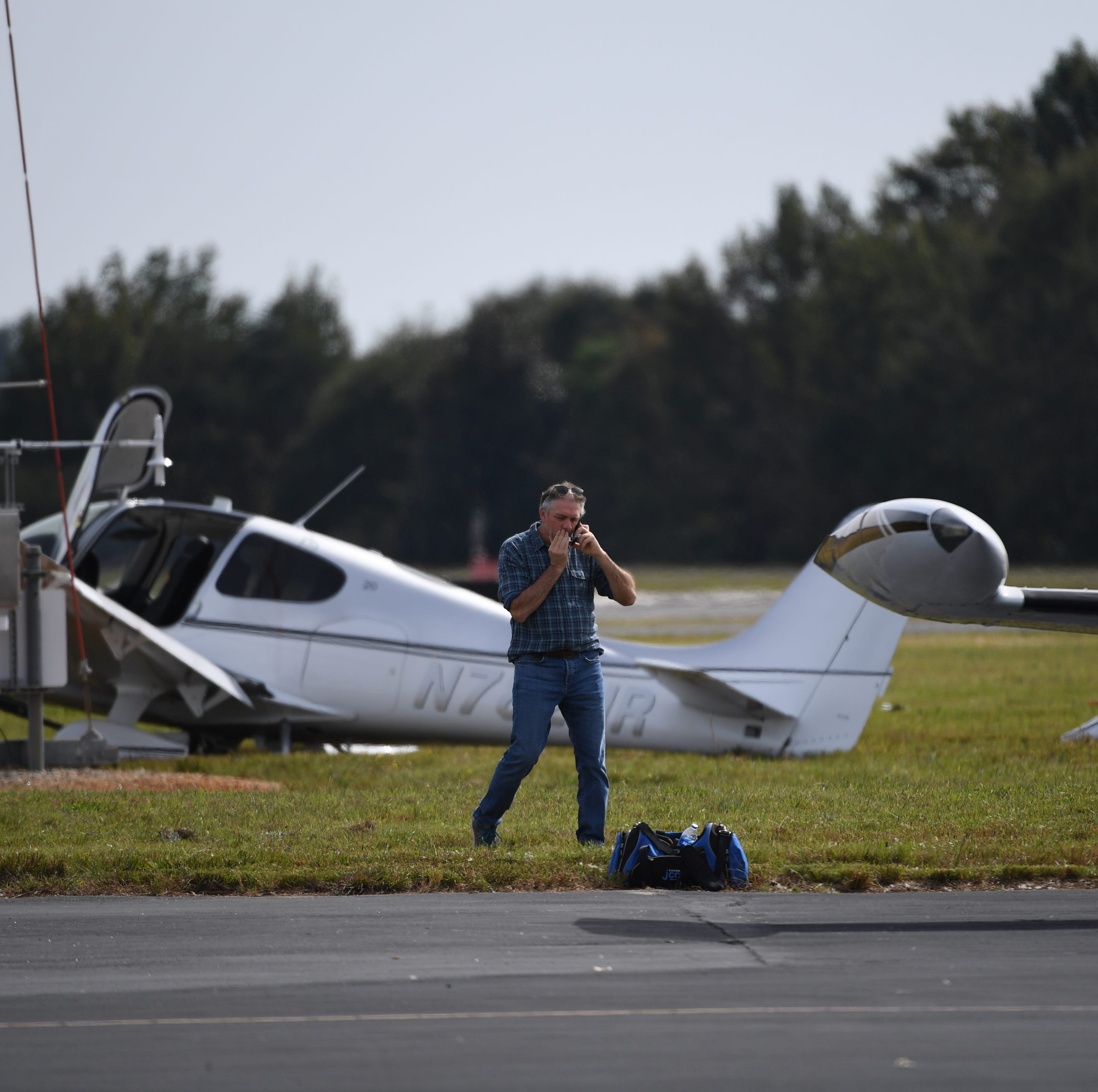 Plane crash at Greenville Downtown Airport attributed to 'pilot error,' director says