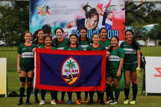 Team Guam Ruggers