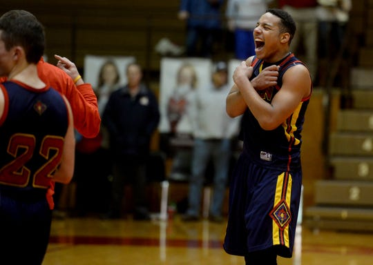 Desmond Bane starred for Class A Seton Catholic.