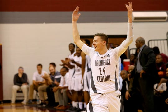 Kyle Guy won 2016 IndyStarMr. Basketball at Lawrence Central.