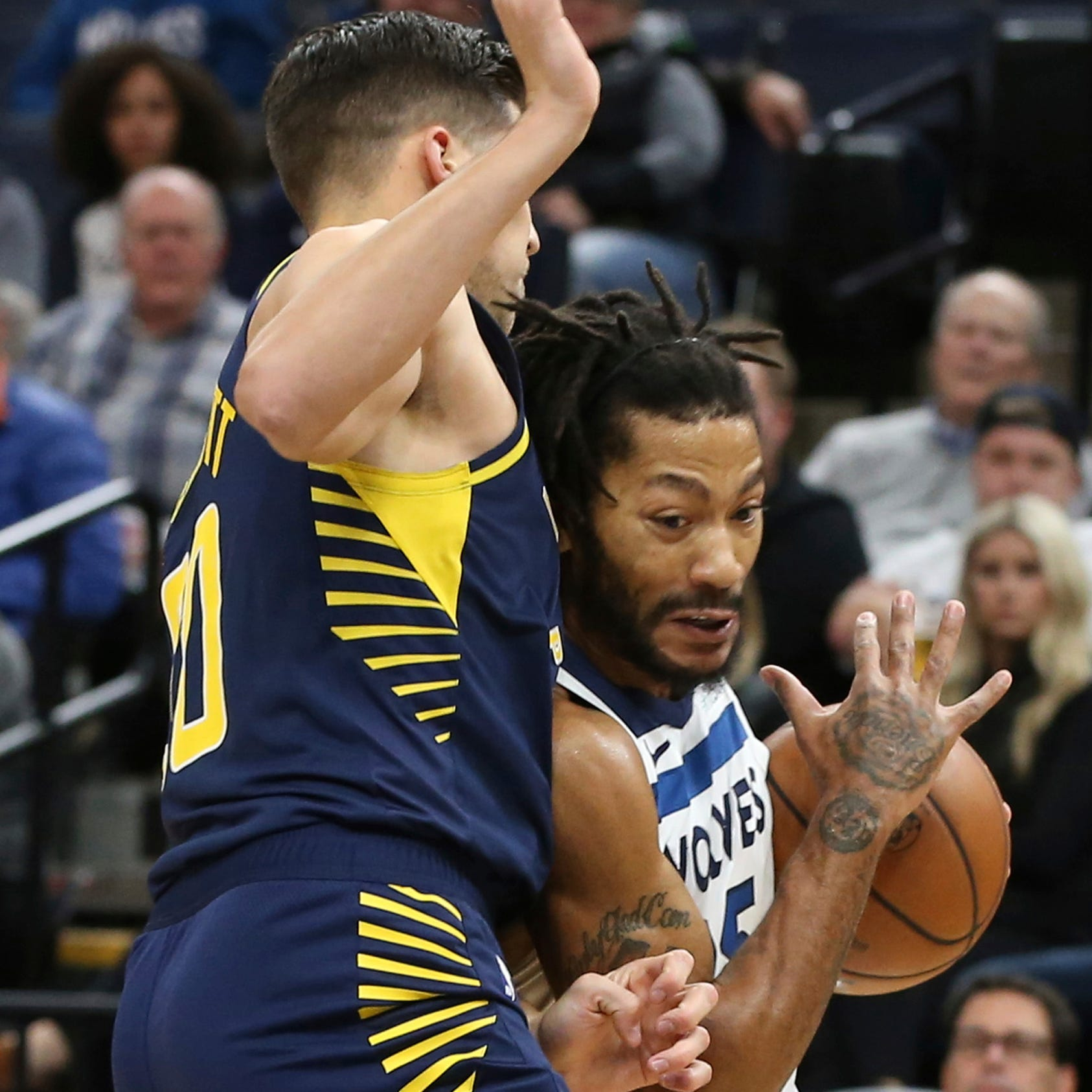 Insider: Pacers reach out to league over officiating concerns