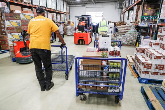 Food Drop Program To Make It Easier For Truck Drivers To Donate Store Rejected Food Is Expanding