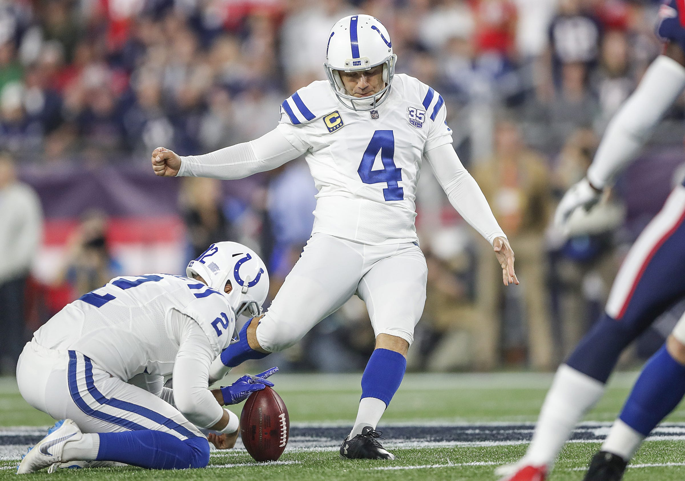 newest 0b60a 7b001 NFL records for Adam Vinatieri