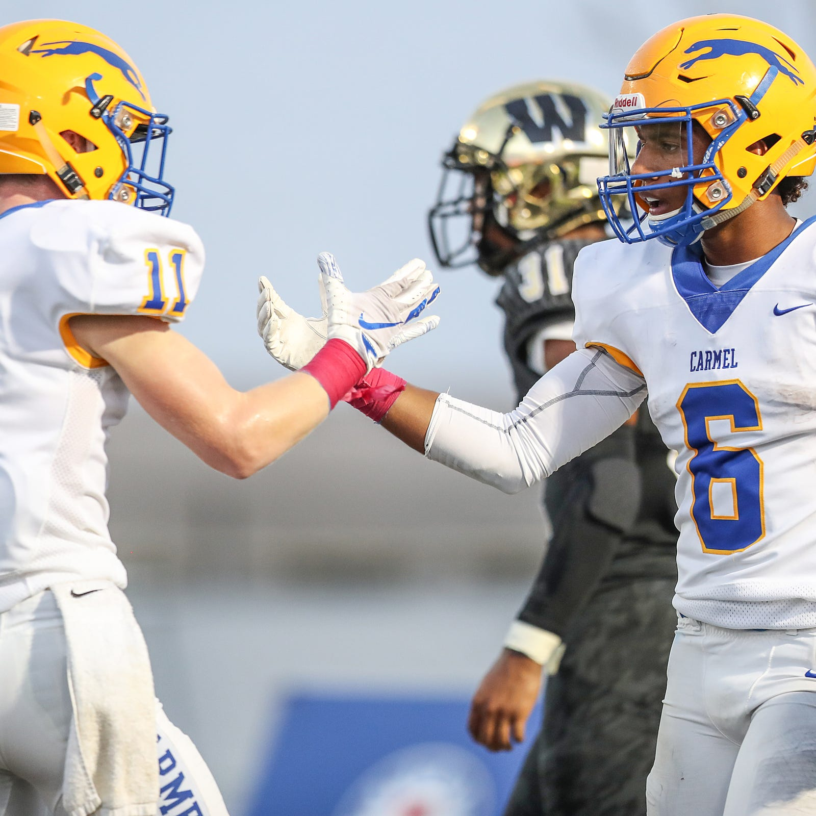 HS Football semistate live blog; Who punches ticket to Lucas Oil?
