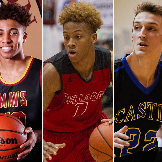 Find out where Indiana high school products are in Division I basketball