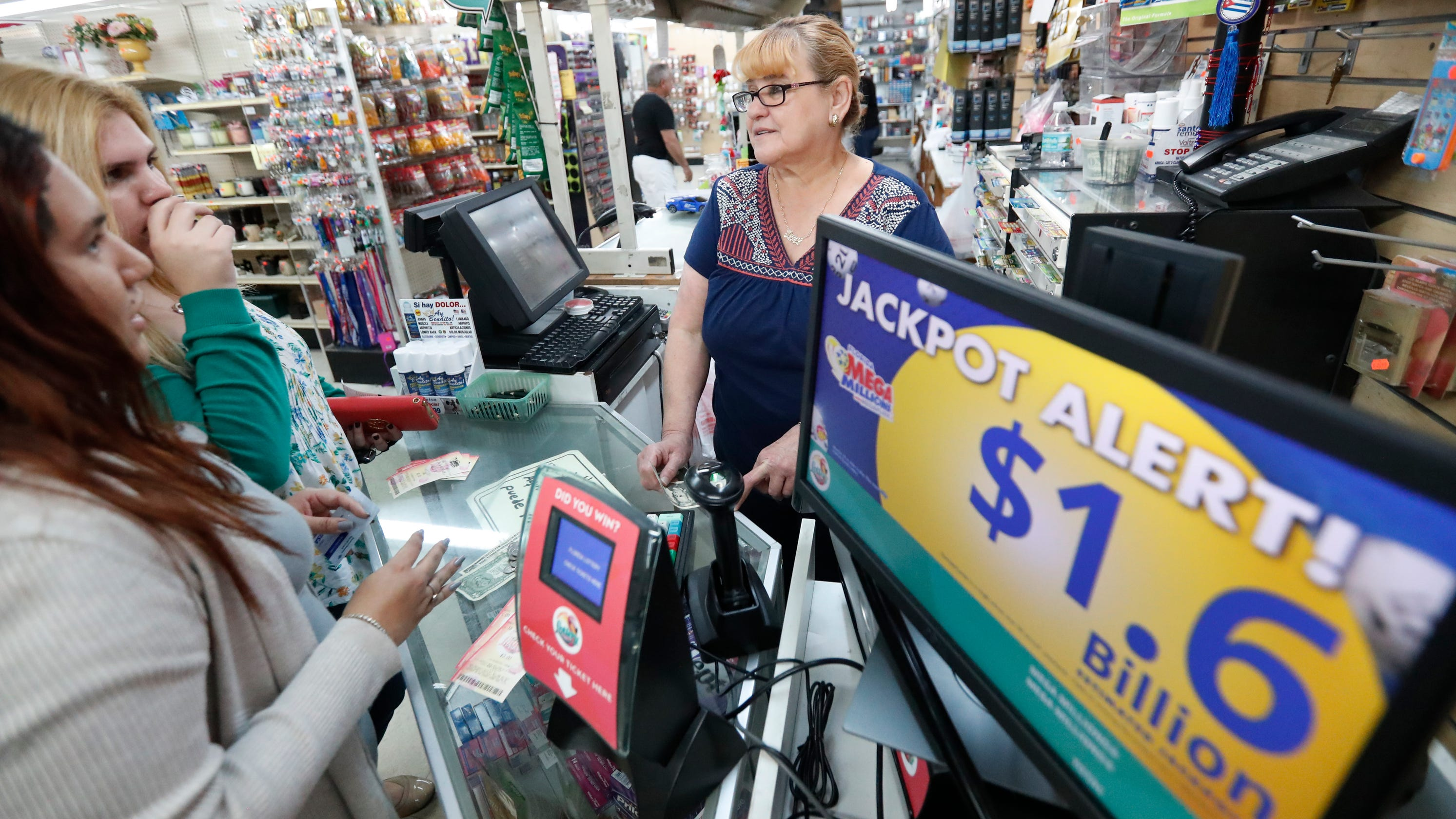 Mega Millions Powerball Lottery Numbers Results Drawing Times
