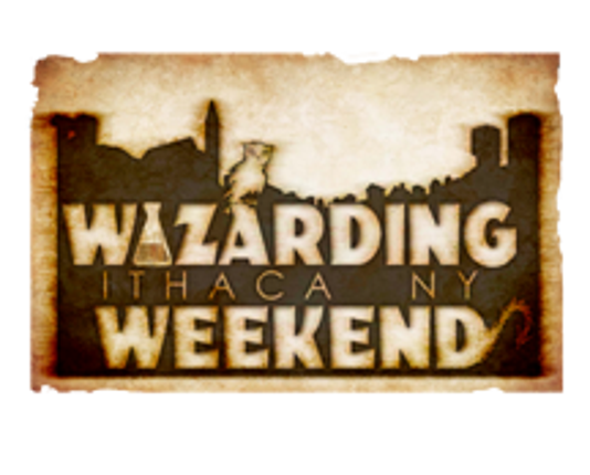 Wizarding Weekend logo