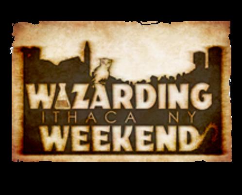 Wizarding Weekend logo
