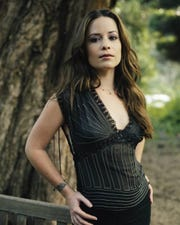"Holly Marie Combs played Piper Halliwell in ""Charmed."""