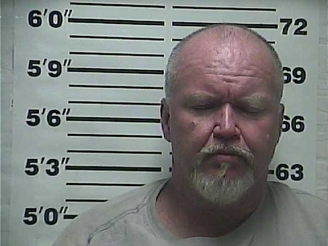 Ricky Lynn Gilbert was arrested with a charge of attempt to commit homicide on Oct. 19 after a shooting in Weakley County on Oct. 12.