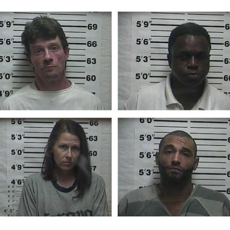 Six arrested in Weakley County drug busts