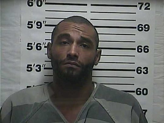 Terrance Coleman is one of six who were arrested Oct. 15 in a drug search of two Belmont Street apartments in Weakley County.