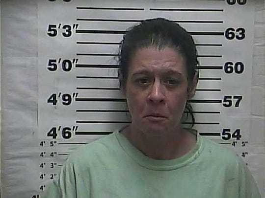 Tamera Starr Rogers is one of six who were arrested Oct. 15 in a drug search of two Belmont Street apartments in Weakley County.
