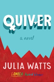"""Quiver,"" Julia Watts' novel for teens."