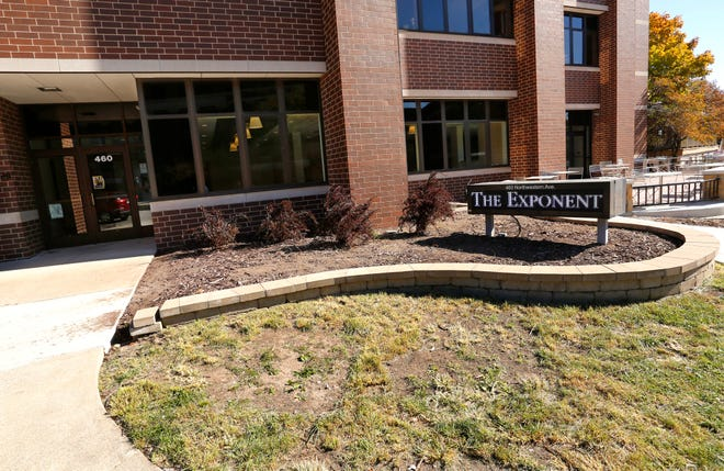 The building that houses The Exponent, Purdue University's student newspaper, Tuesday, October 23, 2018, at 460 Northwestern Avenue in West Lafayette. Fuel plans to open a second location in the ground floor of the building.