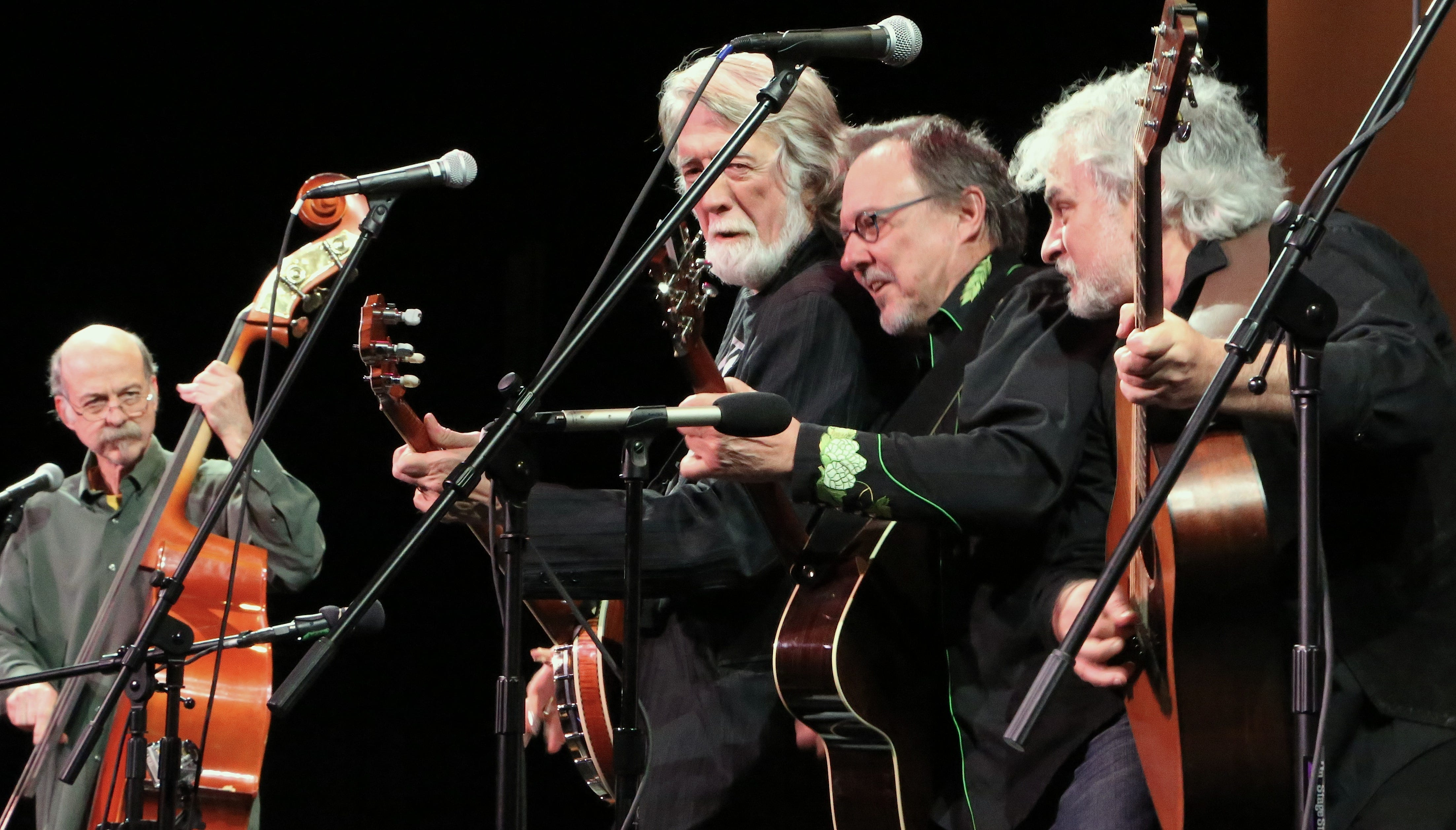 John McEuen and the String Wizards will play songs not heard on stage for years Friday night at the Delphi Opera House.