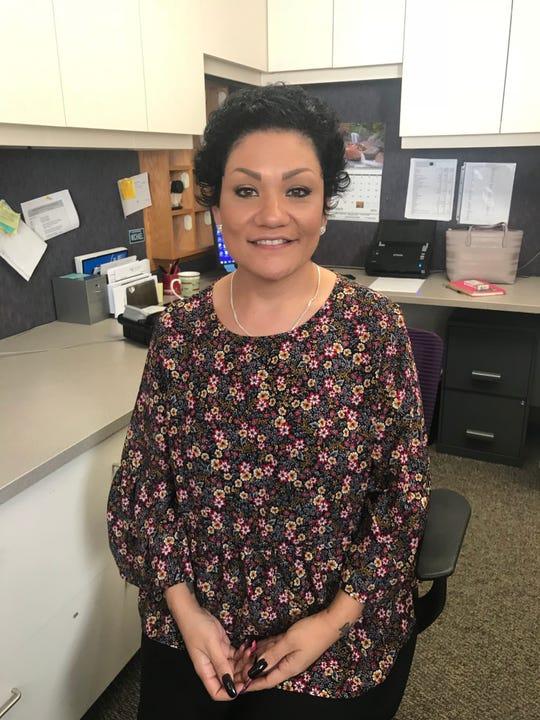Jessica Campos, 38, breast cancer survivor