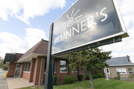 Brunner's, having outgrown its former Howell location shown Tuesday, Oct. 23, 2018, has bought the former Mourad's Grill.