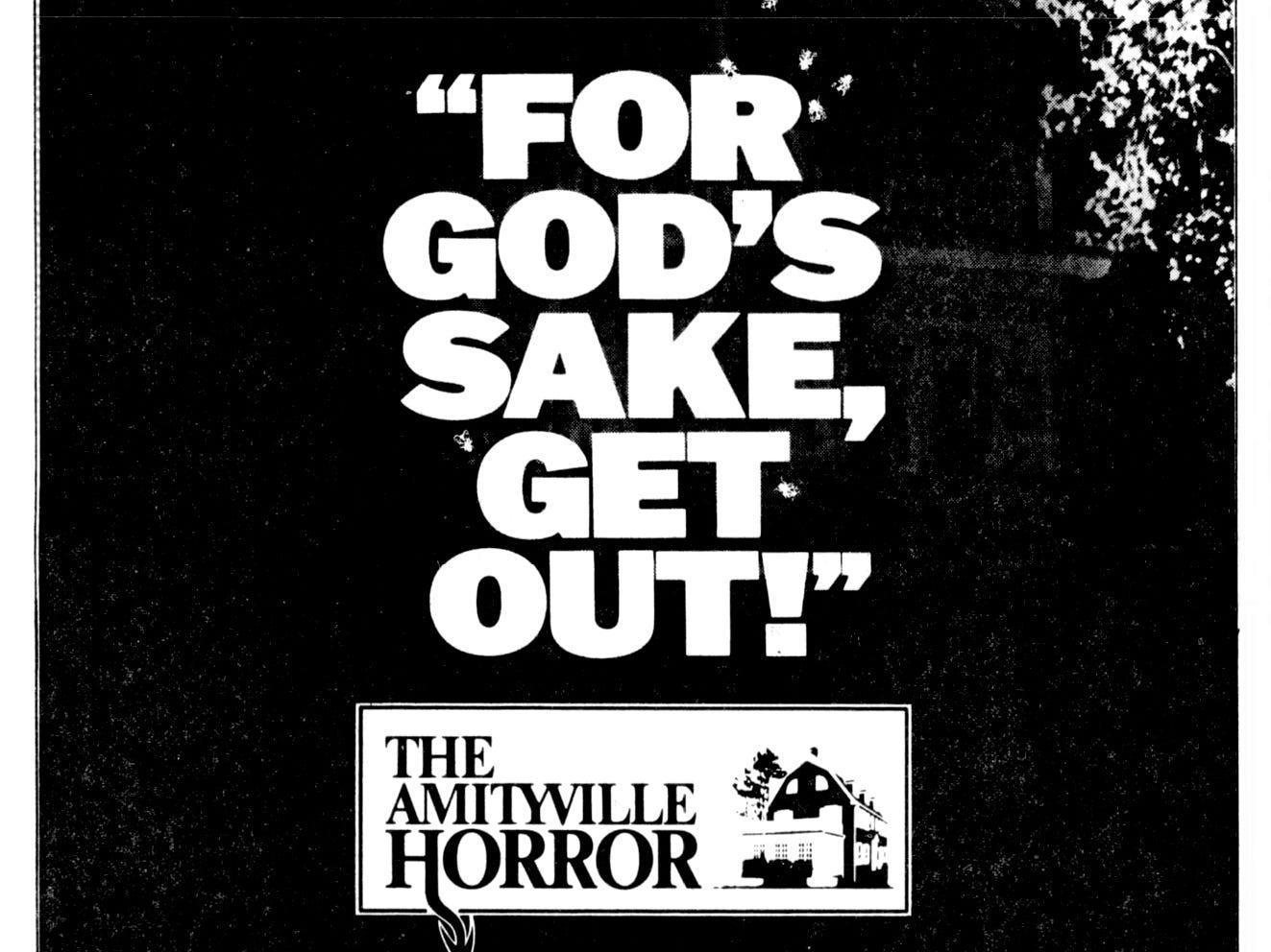 """""""The Amityville Horror,"""" Friday, July 27, 1979"""
