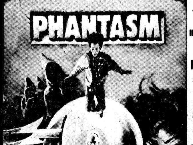 """Phantasm,"" Friday, June 1, 1979"