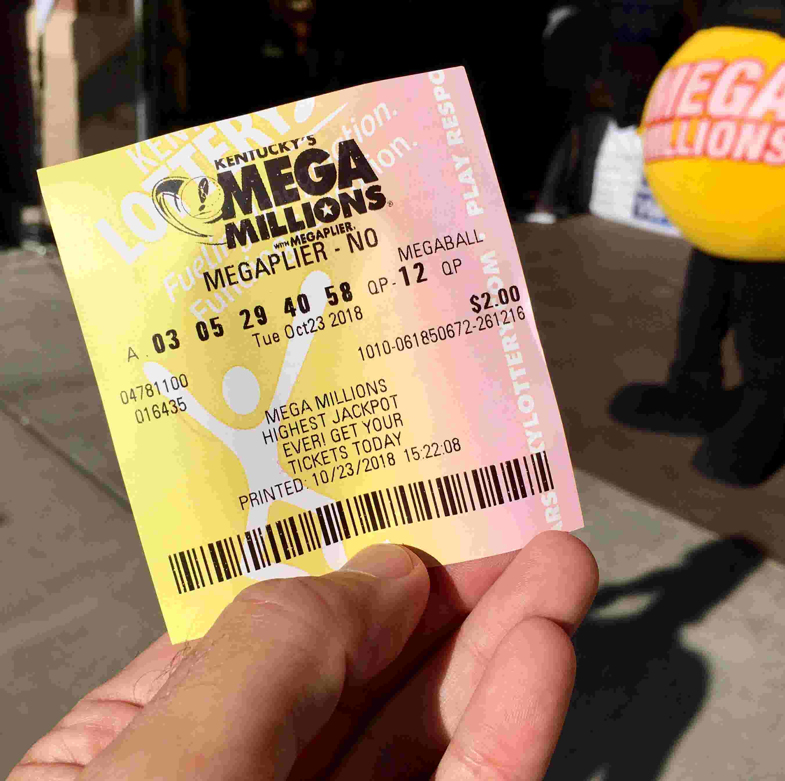 Mega Millions Cutoff What Time You Can Purchase A Ticket