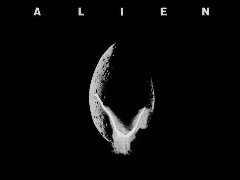 """""""Alien,"""" Friday, May 25, 1979"""