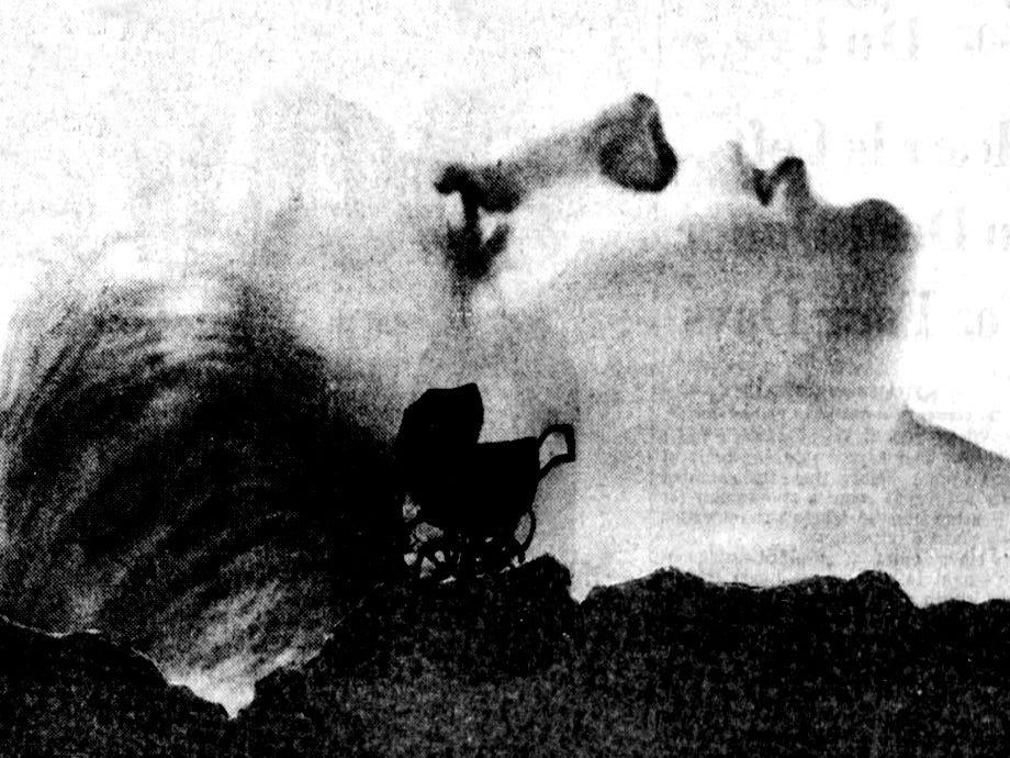 """Rosemary's Baby,"" Wednesday, July 24, 1968"
