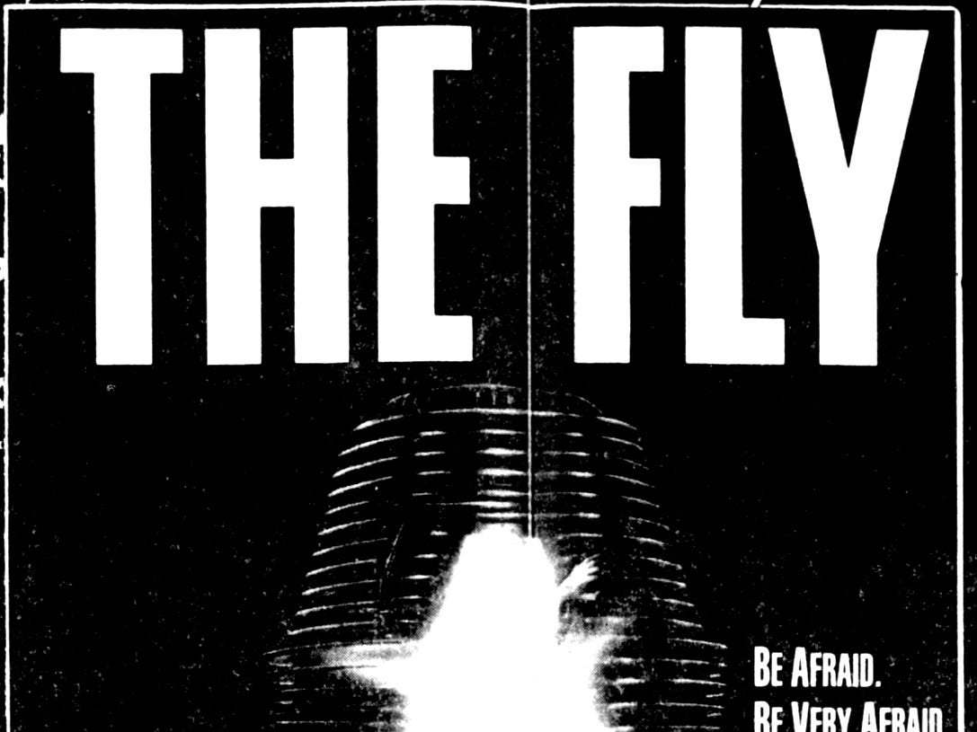 """""""The Fly,"""" Friday, Aug. 15, 1986"""