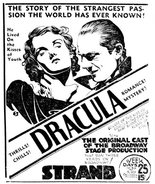 1931 Dracula