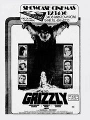 """Grizzly,"" Friday, May 14, 1976"