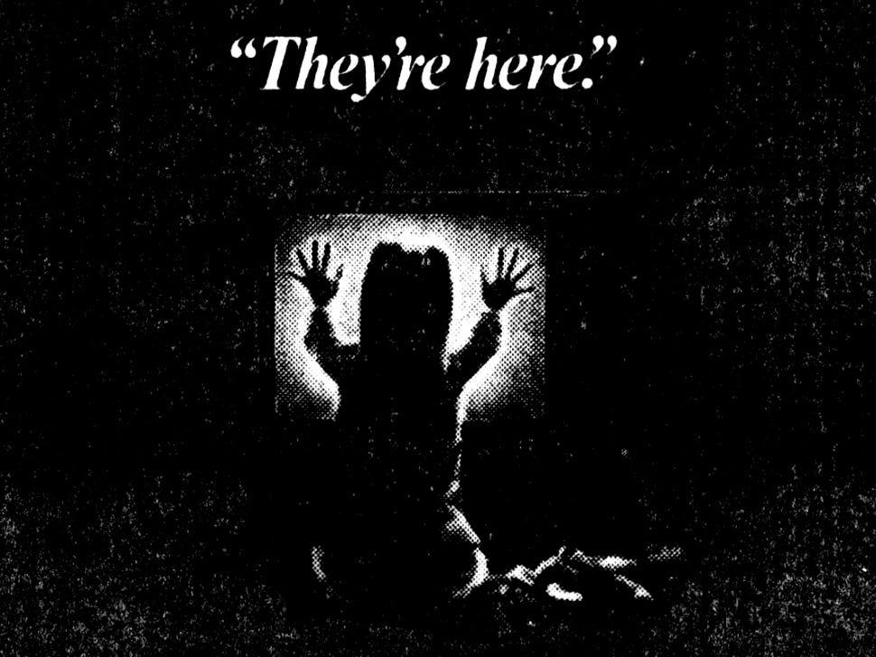"""""""Poltergeist,"""" Friday, June 4, 1982"""