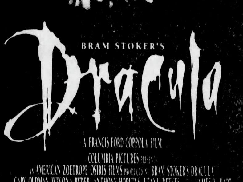 """Bram Stoker's Dracula,"" Friday, Nov. 13, 1992"
