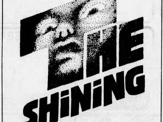 """The Shining,"" Saturday, June 14, 1980"