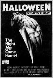 """Halloween,"" Wednesday, Nov. 22, 1978"