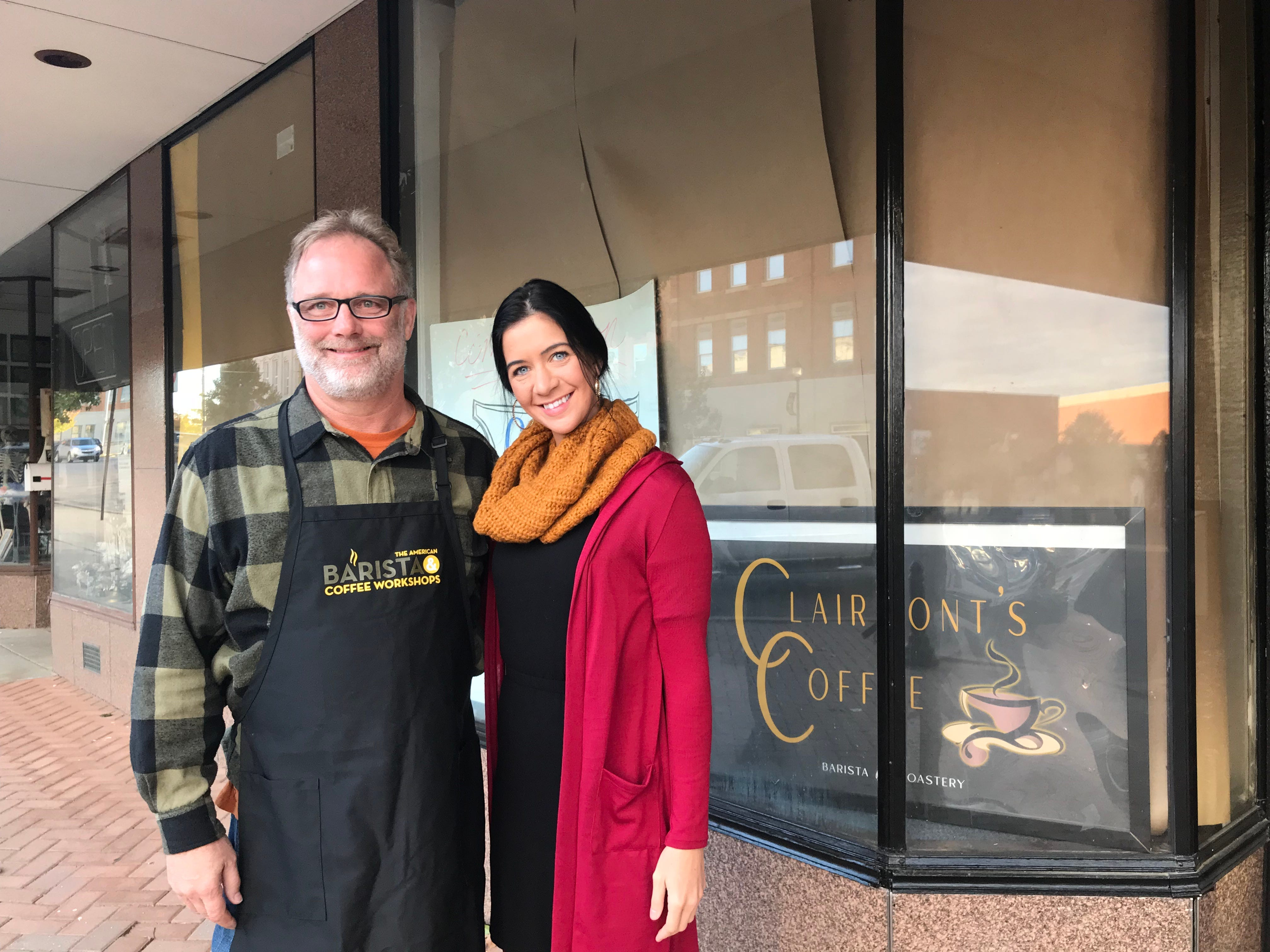 Craft coffee and Cops & Doughnuts is coming to St. Johns