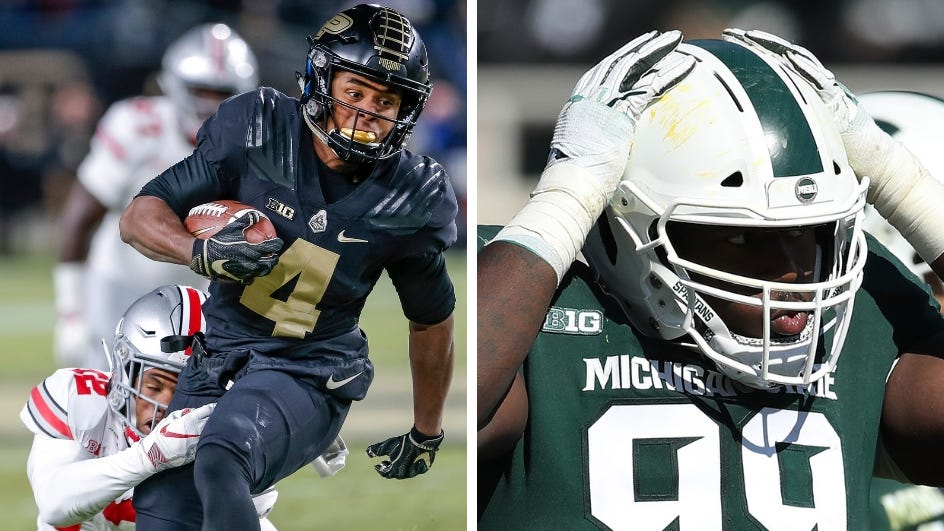 Michigan State Vs Purdue Football How To Watch On Tv Stream