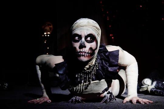 Tease A Gogo HELLOWEEN: Halloween Burlesque Spooktacular takes place Oct. 27 at The Avenue Cafe.