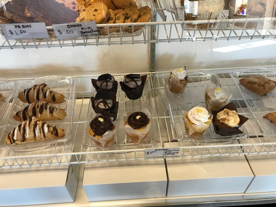 Treats from Sweet Retreat Cake Boutique in Loyal are available at The Coffee Coop in Colby.
