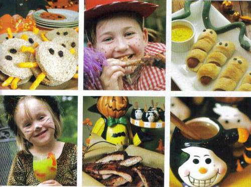 Scare up some Halloween fun this year with ghoulish dishes and spooky treats!