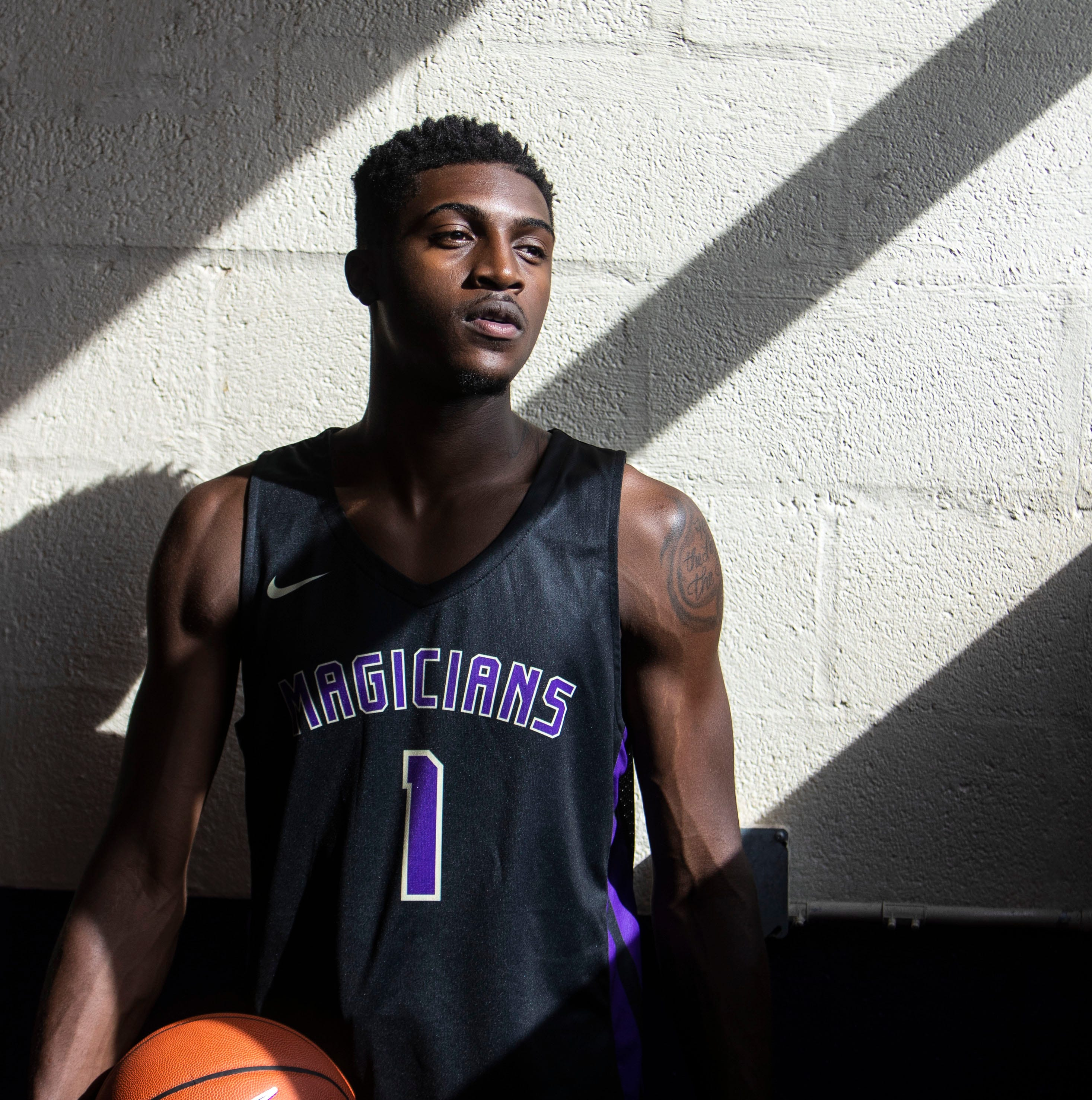 Top JUCO rebounder's route to LeMoyne-Owen involved sleeping in car, dollar menus and basketball