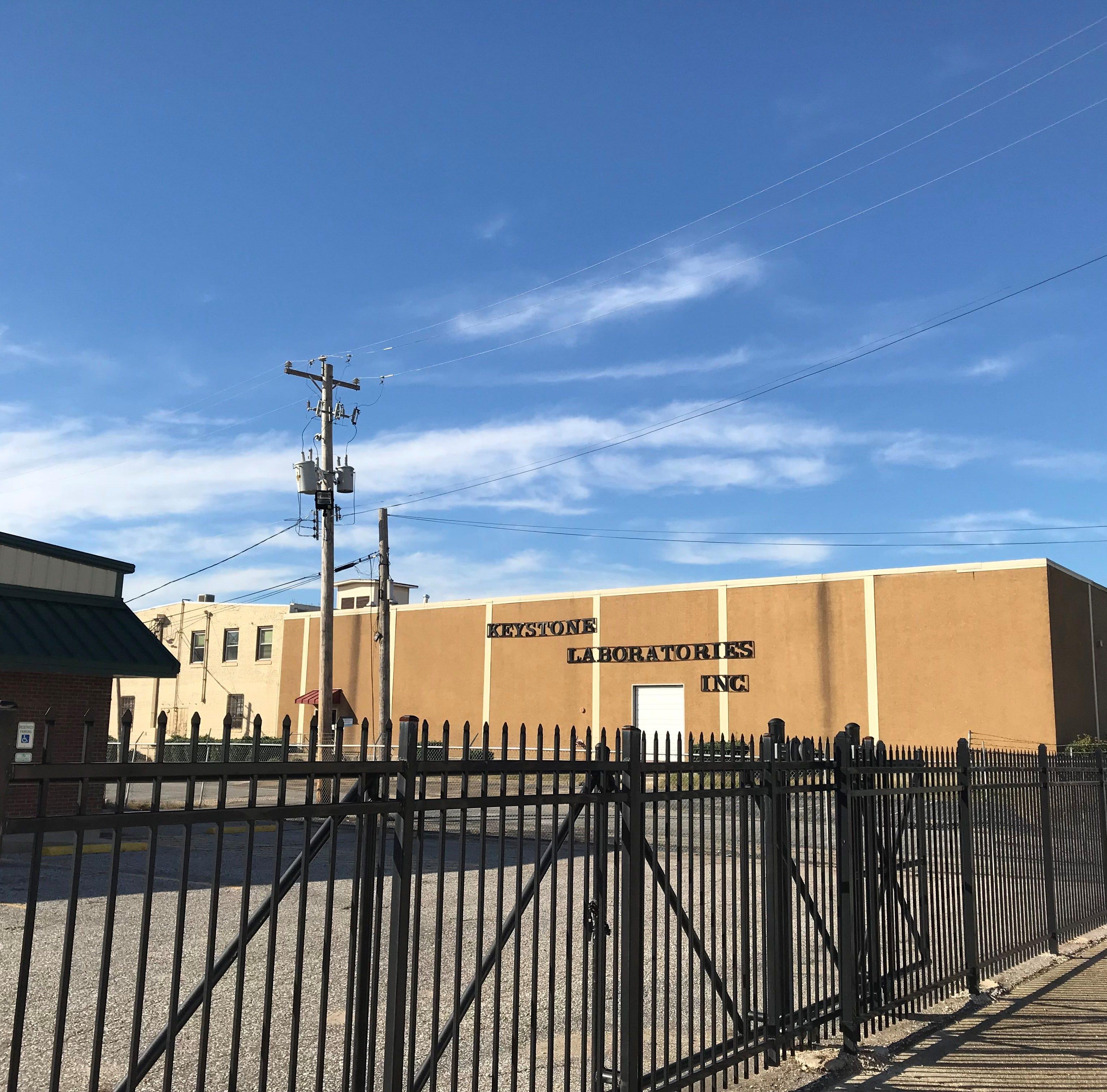 Memphis' Keystone Laboratories violated drug safety requirements, DOJ complaint alleges