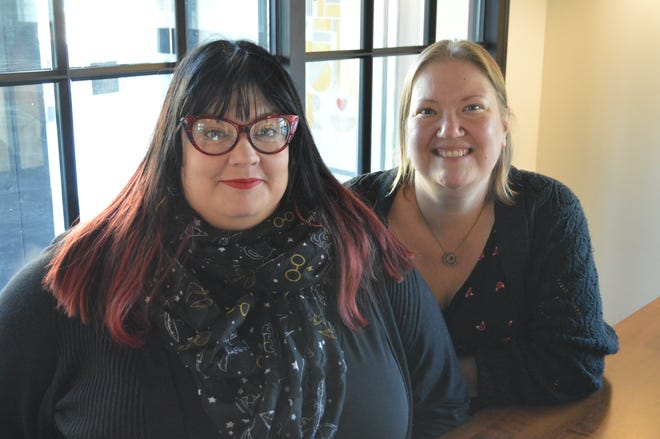 Natali Huess and Jennifer Dworschack-Kinter are putting on an Extra Life Game-A-Thon Fundraiser for Children's Hospital of Wisconsin from 12 p.m. Nov. 3 to 12 a.m. Nov. 4 at 42 Ale House in St. Francis.