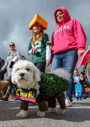 Pets are fans of the Packers, too. Rover.com found that Milwaukee residents preferred Lambeau and Lombardi as sports-influenced dog names.