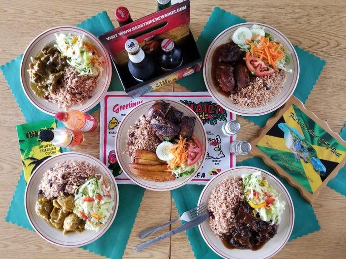 Photos A Peek Inside Island Jam A Jamaican Restaurant In South
