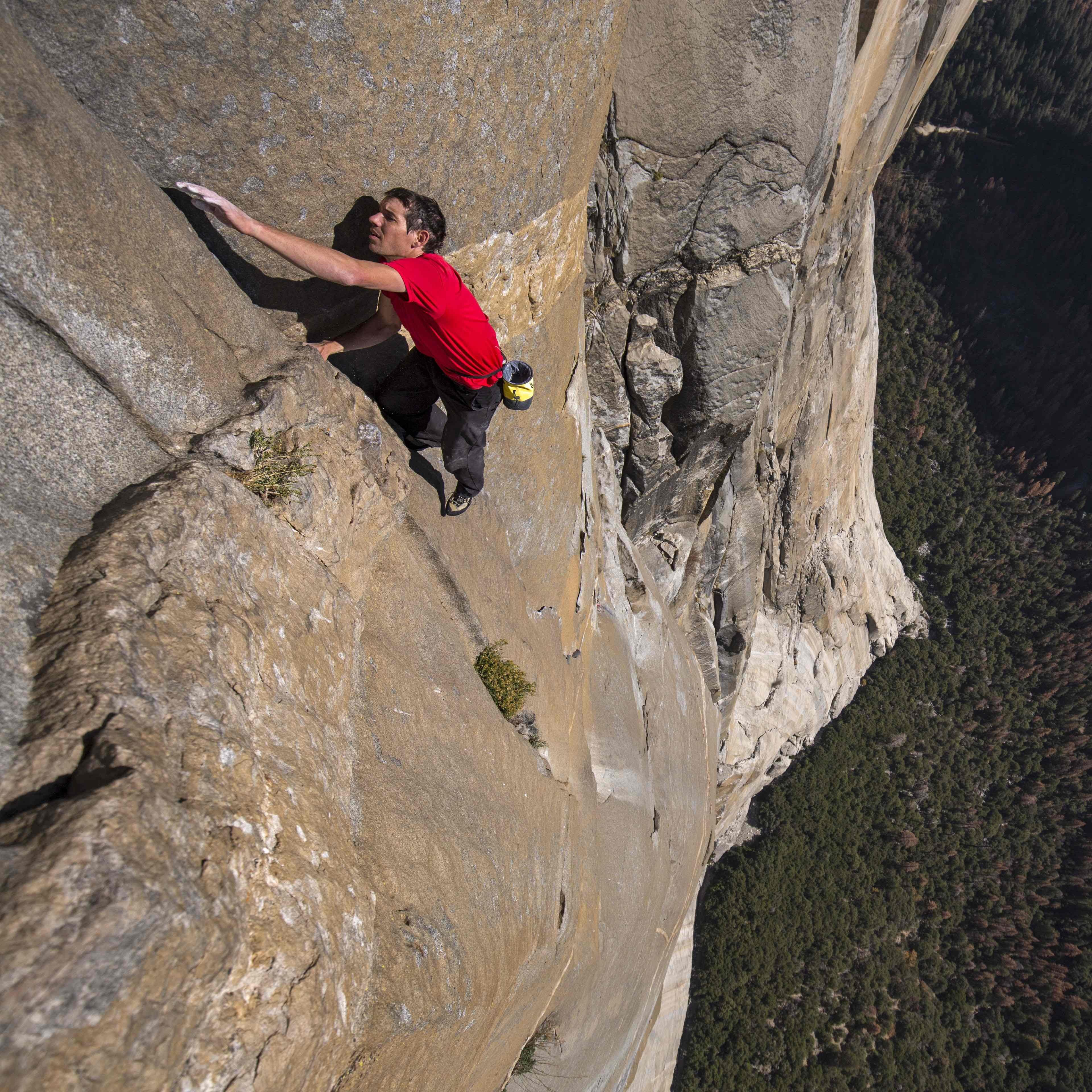 Alex Honnold's quest to climb El Capitan in...