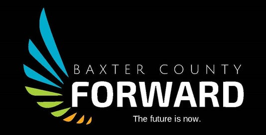 Baxter County Forward Logo