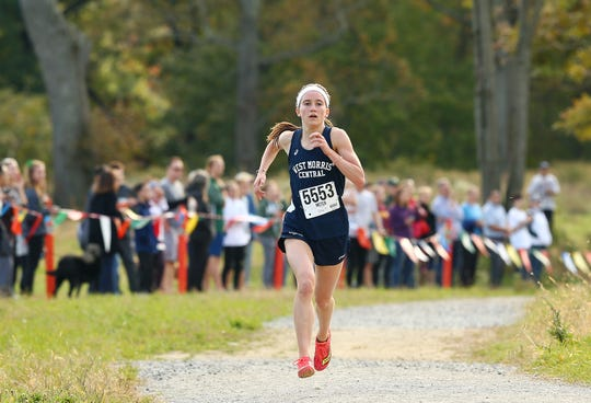 Northwest Jersey Athletic Conference girls cross country